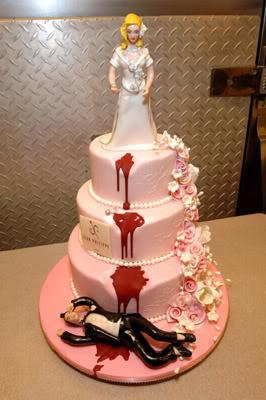 the divorce cake